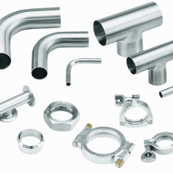 Stainless Steel BPE Fittings